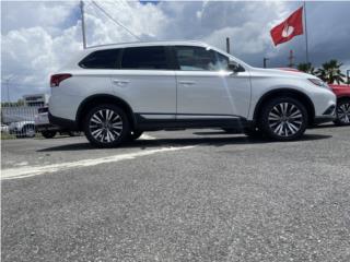 MITSUBISHI OUTLANDER 2020, Mitsubishi Puerto Rico
