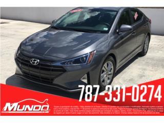HYUNDAI ELANTRA 2019 **POCO MILLAJE**, Hyundai Puerto Rico