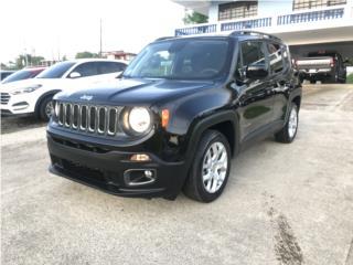 Jeep Renegade 2018 10k millas pago desde $299, Jeep Puerto Rico