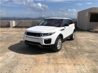LAND ROVER EVOQUE SE PREMIUM 2018, LandRover Puerto Rico