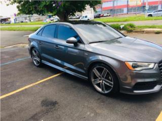 AUDI A3/ S LINE/2016 TURBO, Audi Puerto Rico