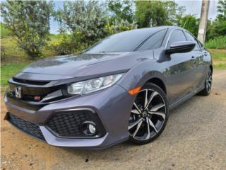 CIVIC SI 1.5 TURBO 2017 42K MILLAS 396 AL MES, Honda Puerto Rico