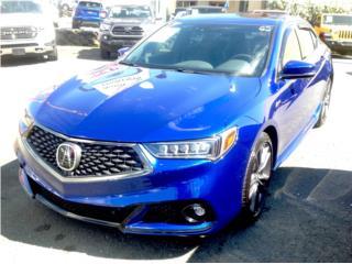 ACURA 2018 TLX Aspec SH AWD LIQUIDACIÓN , Acura Puerto Rico