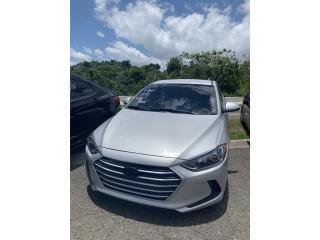 Hyundai Elantra Gris , Hyundai Puerto Rico