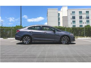 Civic 2015 | Pagos desde $328 , Honda Puerto Rico