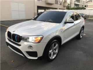 BMW X4 xDRIVE 2016, BMW Puerto Rico