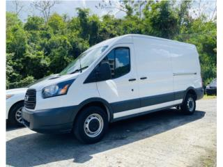 Ford Transit 250, Ford Puerto Rico