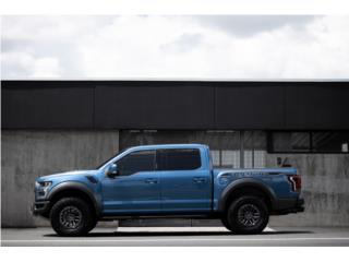 '19 Ford Raptor F150, Ford Puerto Rico