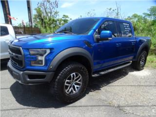 FORD RAPTOR SUPER CREW 4WD 5.5, Ford Puerto Rico