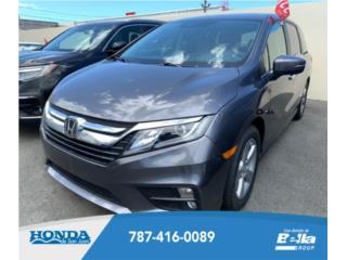 Honda - Odyssey Puerto Rico
