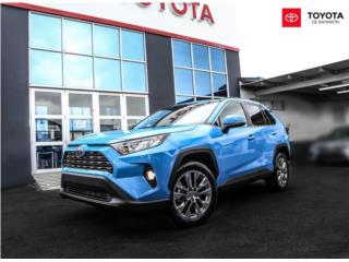 Toyota Rav-4 XLE Premium, Toyota Puerto Rico