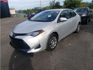Corolla , Toyota Puerto Rico