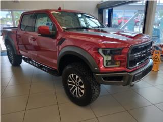 Ford Raptor 2019 802a Ruby Red, Ford Puerto Rico