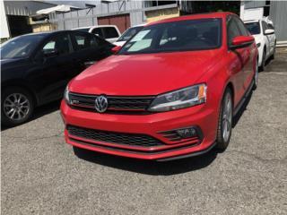 2016 VOLKSWAGEN GLI, Volkswagen Puerto Rico