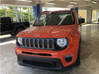 2019 JEEP RENEGADE SPORT , Jeep Puerto Rico