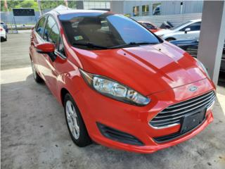 2015 Ford Fiesta SE, Ford Puerto Rico