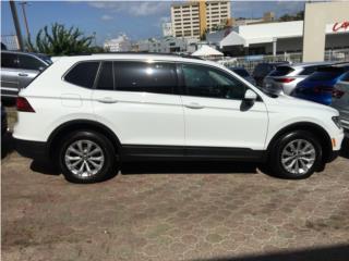 2019 VW TIGUAN SE, Volkswagen Puerto Rico