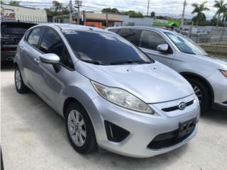 Ford Fiesta SE 2011, Ford Puerto Rico
