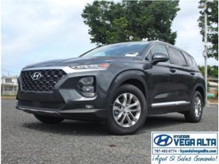 HYUNDAI SANTA FE SEL 2020 , Hyundai Puerto Rico