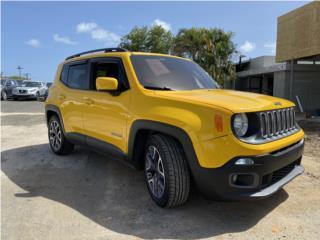 JEPP RENEGADE 2016, Jeep Puerto Rico