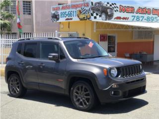 2016 Jeep Renegada 75aniversario, Jeep Puerto Rico