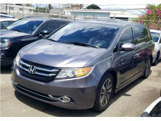 La familiar que buscas Odyssey 2014, Honda Puerto Rico