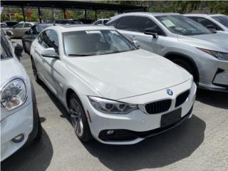 BMW 430i 2017 poco millaje, BMW Puerto Rico