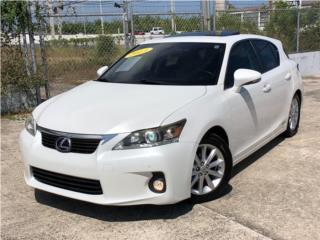 Lexus - Lexus CT Puerto Rico