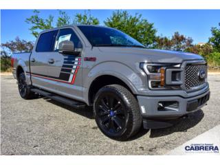 2020 Ford F-150 Lariat SPORT, Ford Puerto Rico