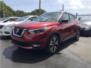 NIISAN KICKS SR -AT-2018 NITIDO, Nissan Puerto Rico