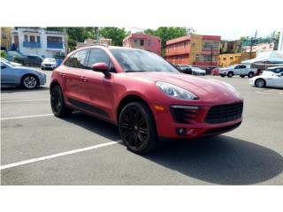 PORSCHE MACAN S 2015 **POCO MILLAJE**, Porsche Puerto Rico