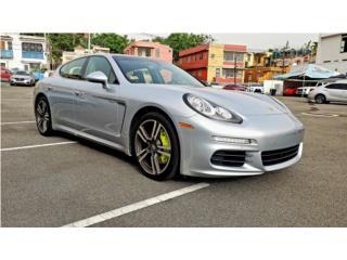 PORSCHE PANAMERA S  E-HYBRID 2014 **416HP**, Porsche Puerto Rico