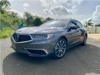 Acura TLX 2018, Acura Puerto Rico