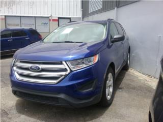 FORD EDGE SE 2015, Ford Puerto Rico