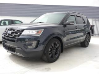 FORD EXPLORER XLT SPORT PACKAGE 2017, Ford Puerto Rico