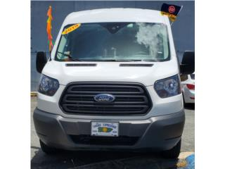 2019 FORD TRANSIT 250 CARGO VAN , Ford Puerto Rico