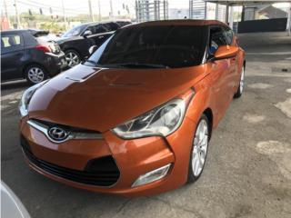Hyundai VELOSTER panorámica , Hyundai Puerto Rico