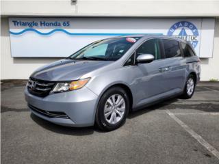 Honda Odyssey Special Edition , Honda Puerto Rico