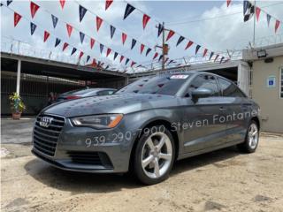 Audi A3 Premium 2015, ¡Solo 25mil millas!, Audi Puerto Rico