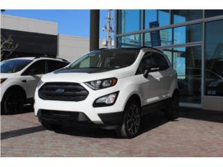 Ford EcoSport SES Black Appearance Package, Ford Puerto Rico