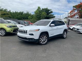 2014 Jeep Cherokee Limited , Jeep Puerto Rico