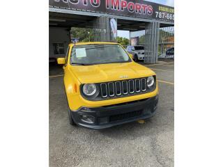 Jeep Renegade , Jeep Puerto Rico