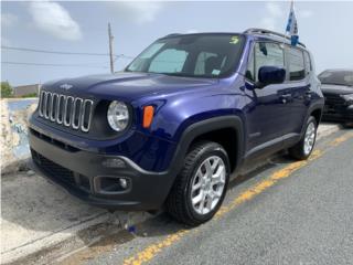 JEEP RENEGADE 4x4 2016 $14,995, Jeep Puerto Rico