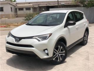 TOYOTA RAV-4 LE 2016 ¡ESPECTACULAR!, Toyota Puerto Rico