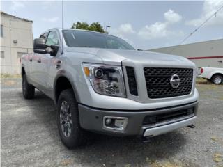 NISSAN TITAN XD PRO4X DIESEL 2019, Nissan Puerto Rico