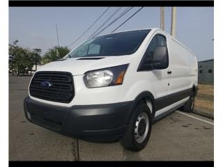 Ford Transit 2018 XLT, Ford Puerto Rico