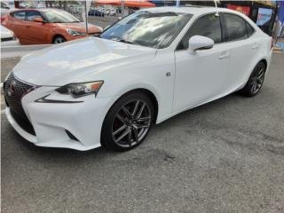 LEXUX IS 250 2014 POCO MILLAJE COMO NUEVO, Lexus Puerto Rico