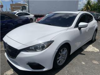 2014 MAZDA 3 HB SUN ROOF AROS LIQUIDACION, Mazda Puerto Rico