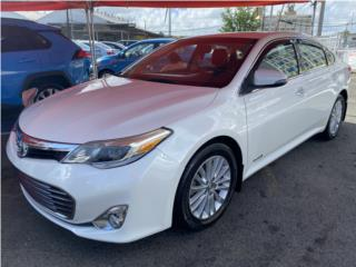 Toyota Avalon Hybrid 2013, Toyota Puerto Rico