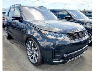 Discovery HSE Si6 3.0L Supercharged v6 AWD, LandRover Puerto Rico